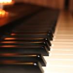 Piano Tasten